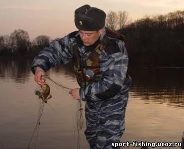 рыболовная инспекция мурманск
